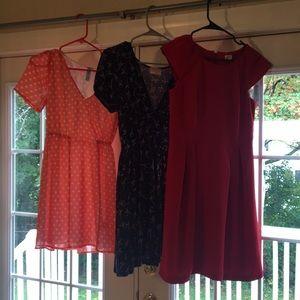 3 dress bundle